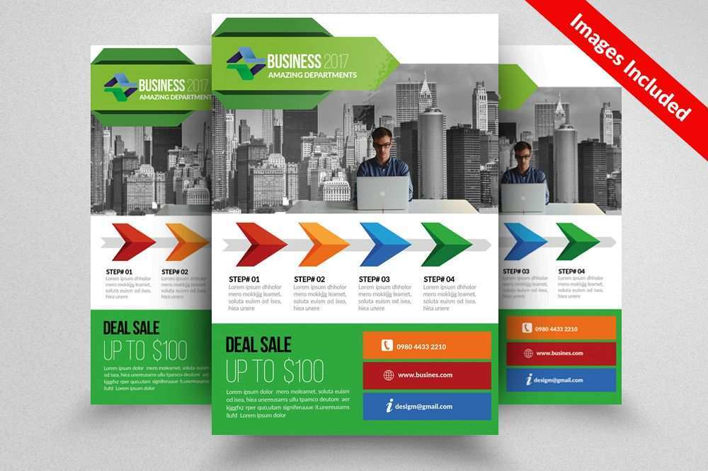 Marketing Flyers Templates Free