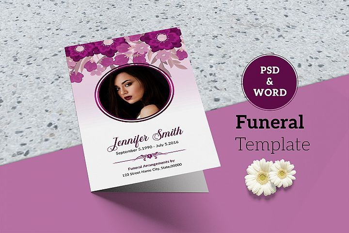 Printable Funeral Planner Template