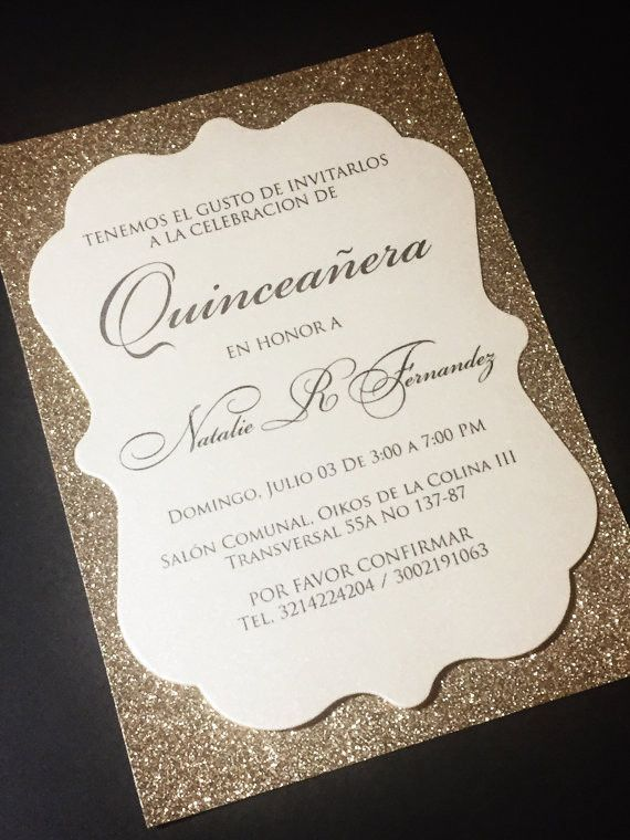 Quince Invitation Templates Free
