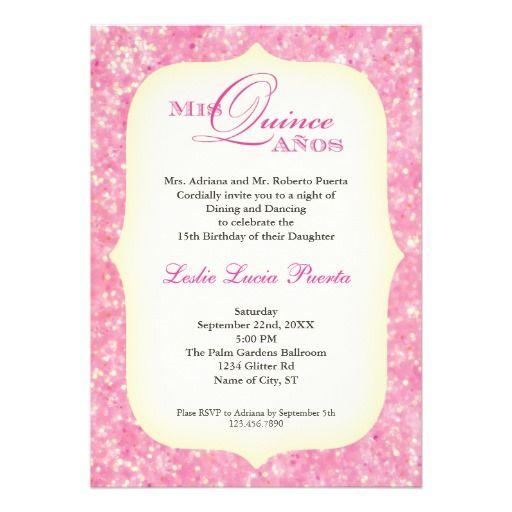 Quince Invitation Templates