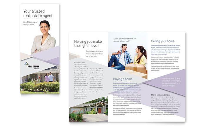 Realtor Brochure Template