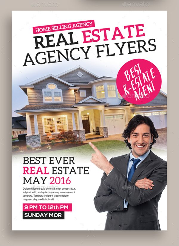 Realtor Flyer Templates Free