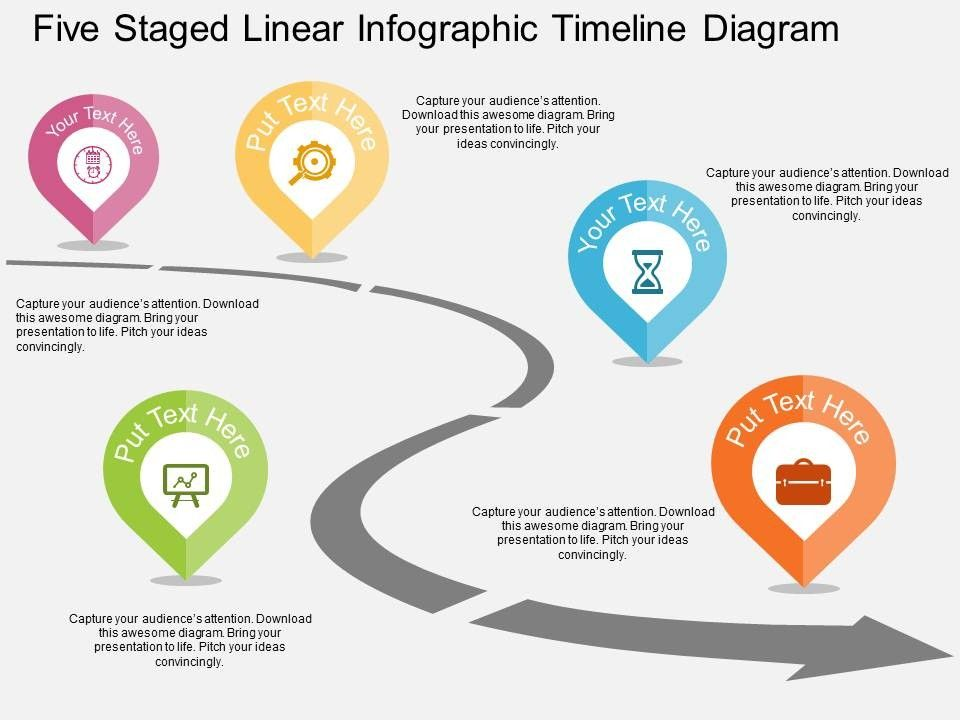 Roadmap Timeline Slide Template