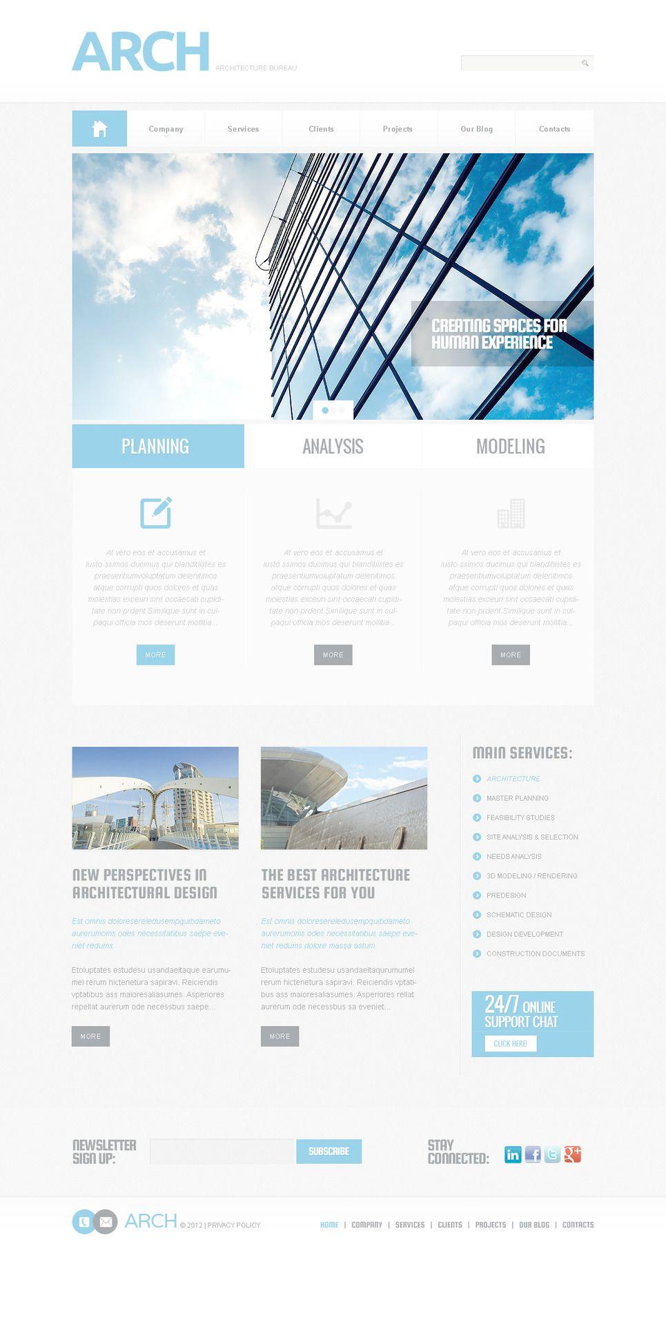 Software Architecture Design Template