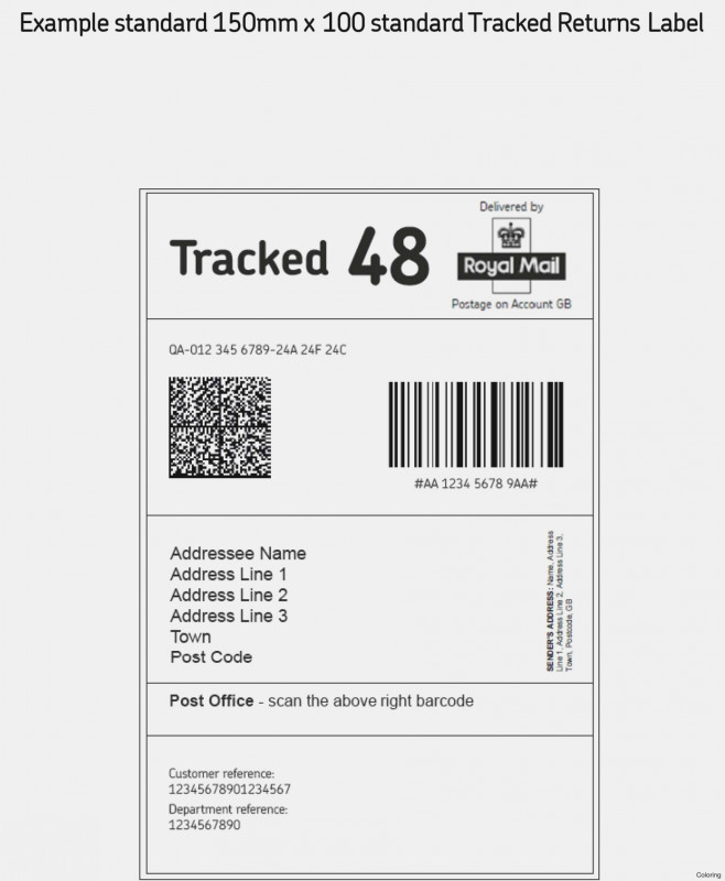 Staples White Mailing Labels Template