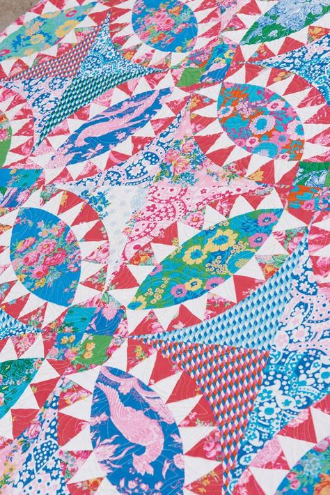 Wedding Ring Quilt Templates Free