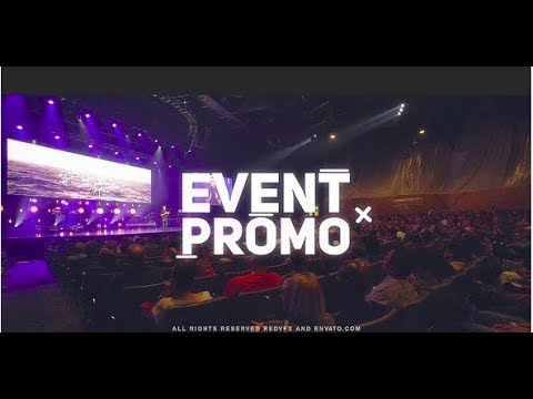 After Effects Promo Templates Free