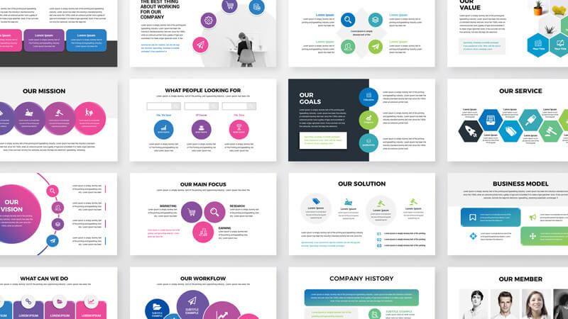 Best Presentation Slides Templates