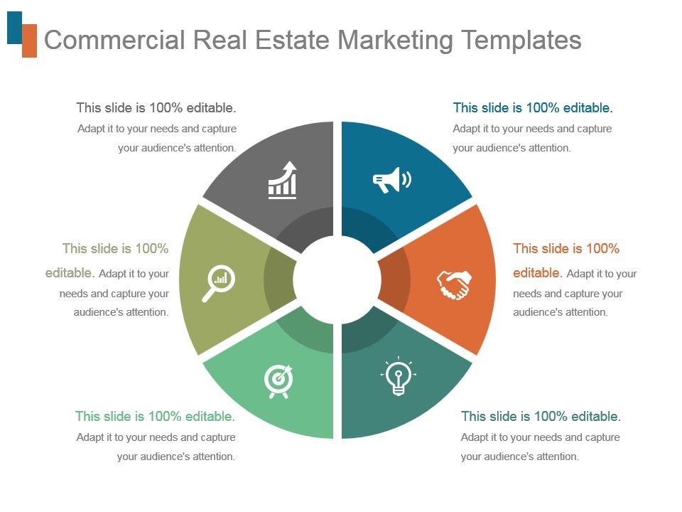 Commercial Real Estate Templates