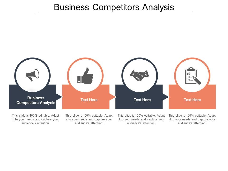 Competitors Analysis Template Ppt