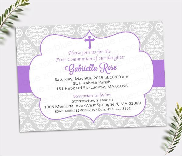 Confirmation Invites Templates