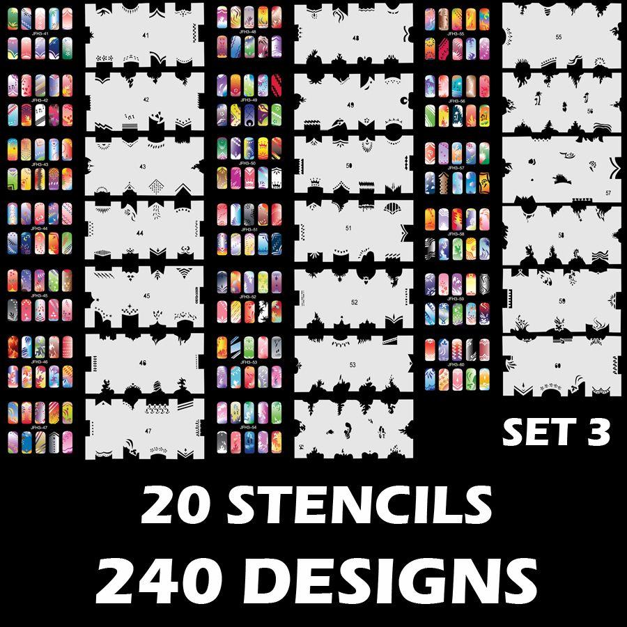 Custom Stencil Templates