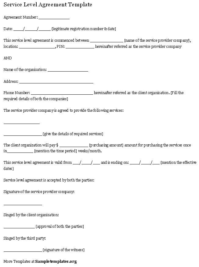Dance Contract Template