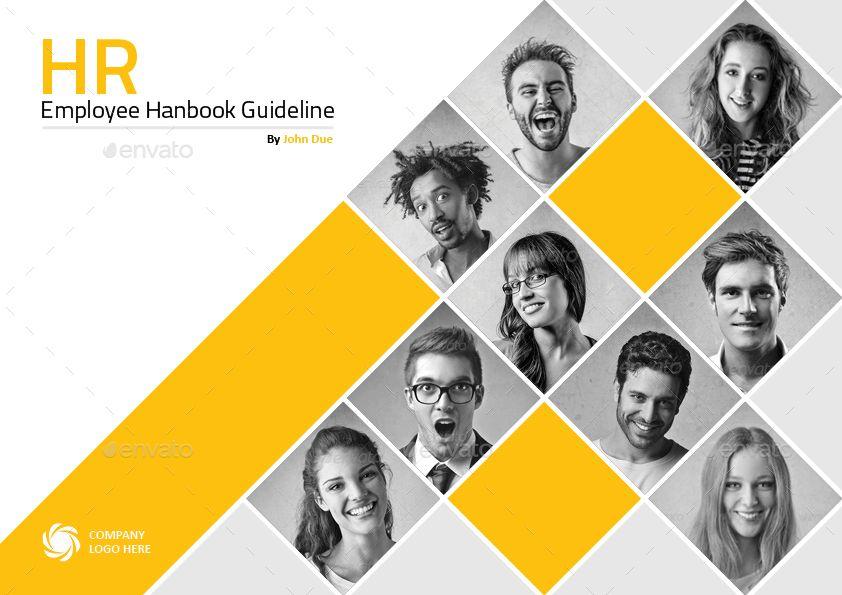 Employee Handbook Hr Handbook Template