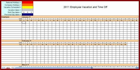 Free Printable Monthly Work Schedule Template