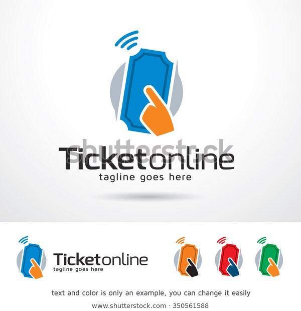 Free Ticket Design Template Online