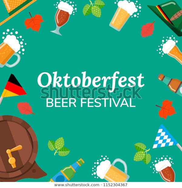 Oktoberfest Invitation Template Free