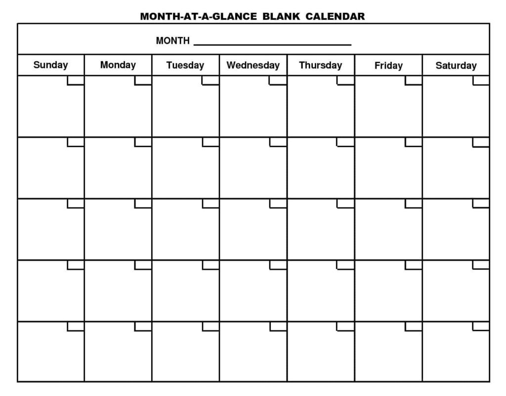Printable Work Schedule Template Pdf