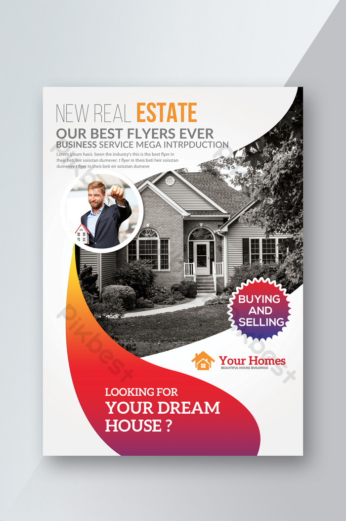 Real Estate Ad Template Free