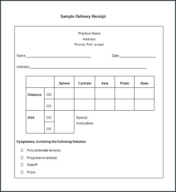 Separation Papers Template Free