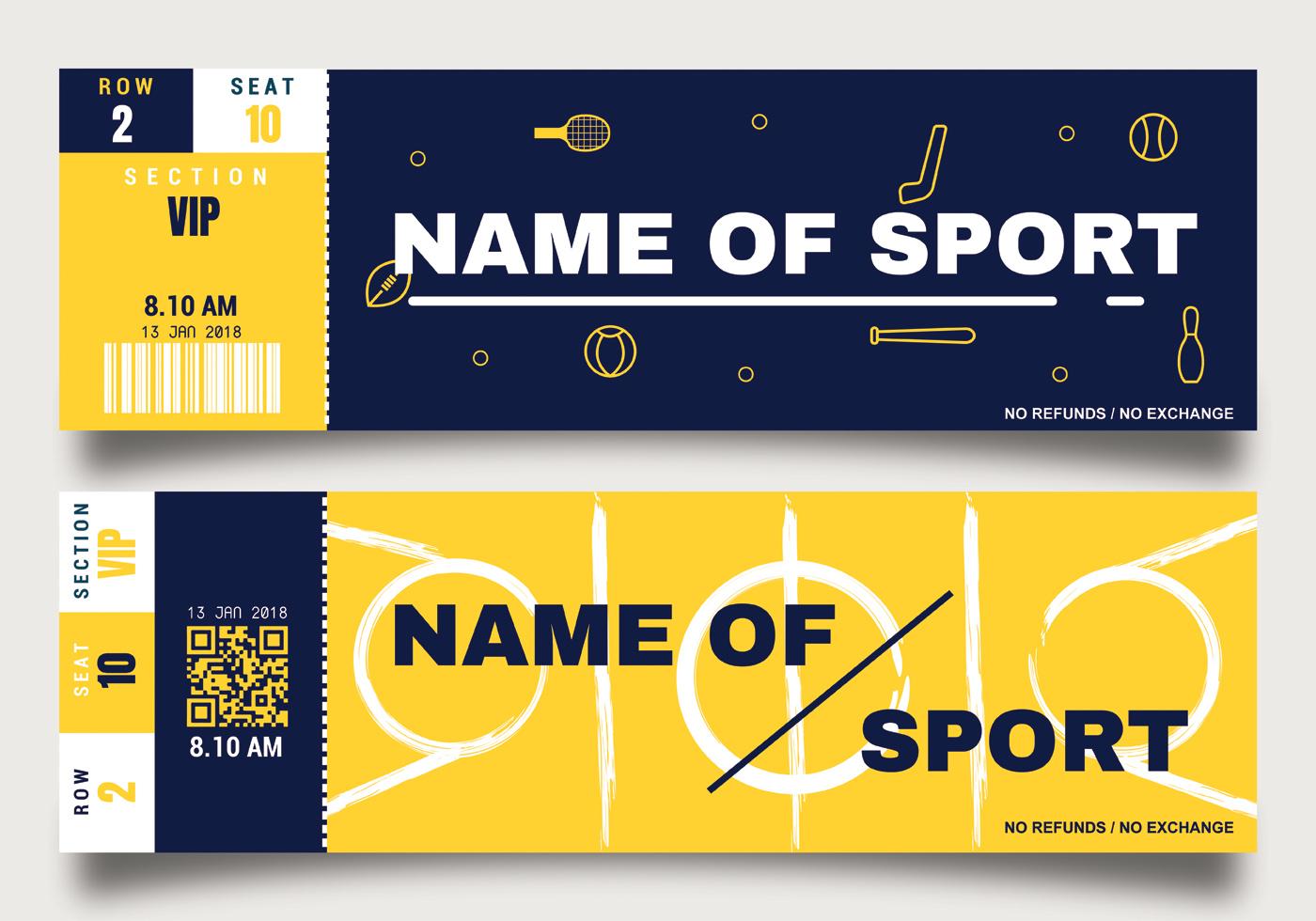 Sport Ticket