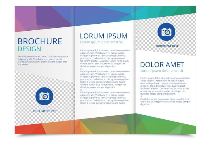 Template 3 Fold Brochure Free