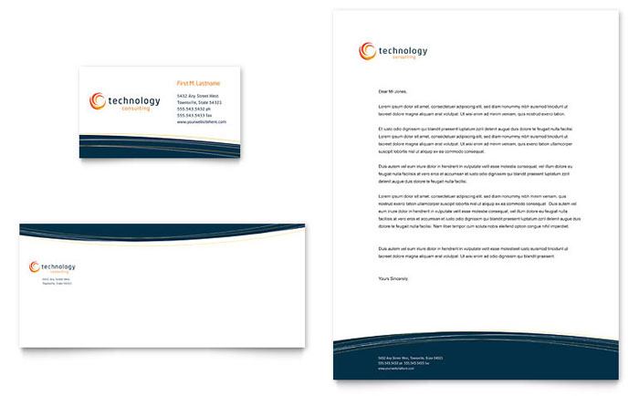 Templates For Letterhead