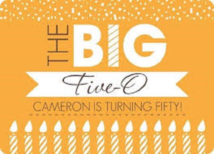 50th Birthday Invitations Templates Free Download Uk