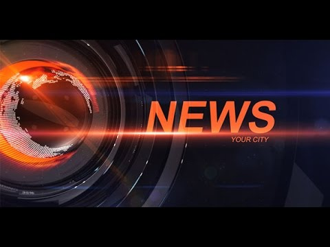 After Effects News Intro Template