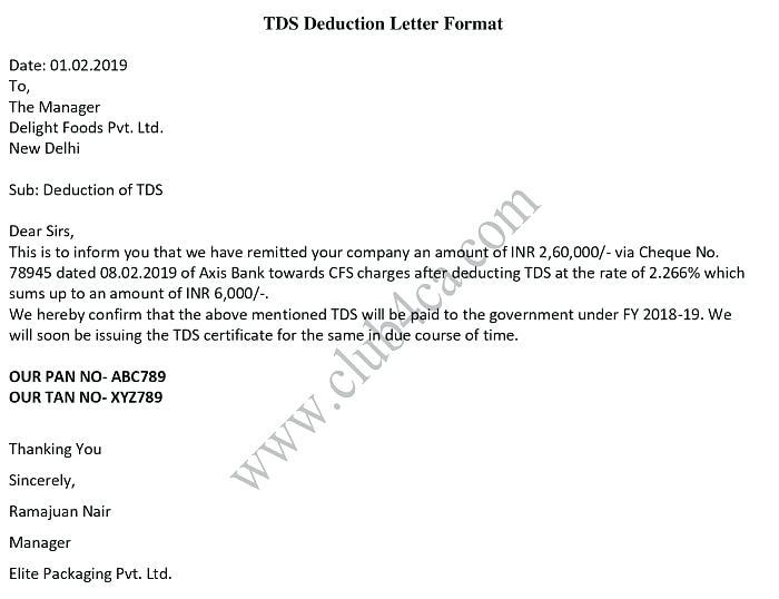Audit Confirmation Letter Template