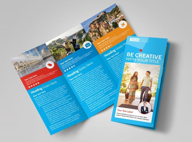 Brochure Maker Template Free Download