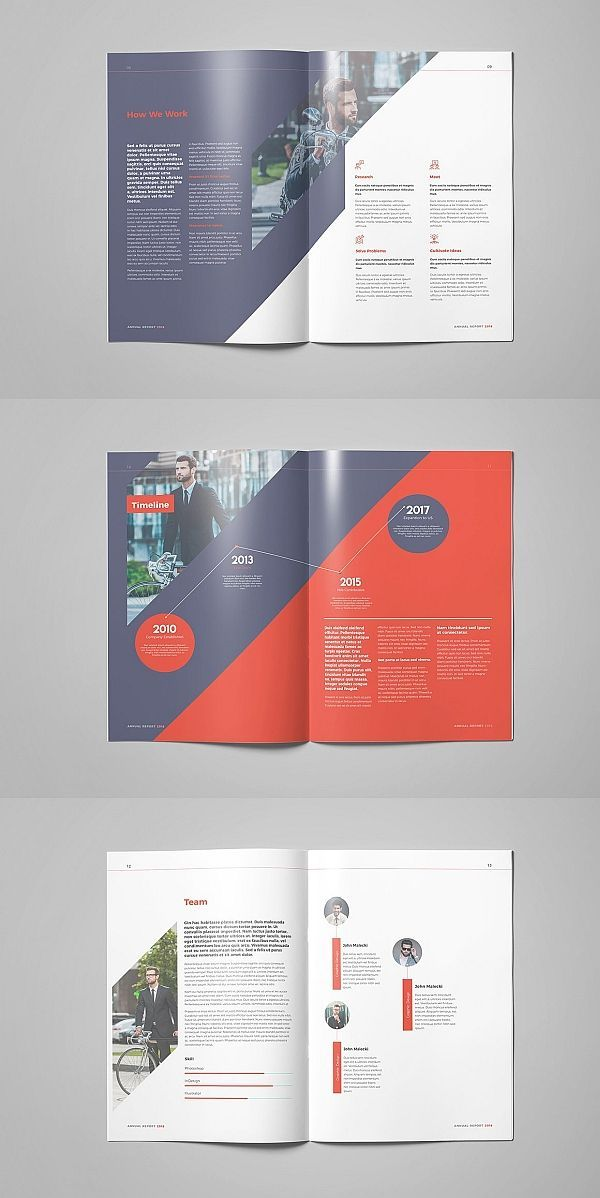 Creative Brochure Design Templates Free