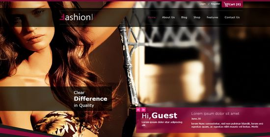 Ecommerce Website Templates Free Download In Html5