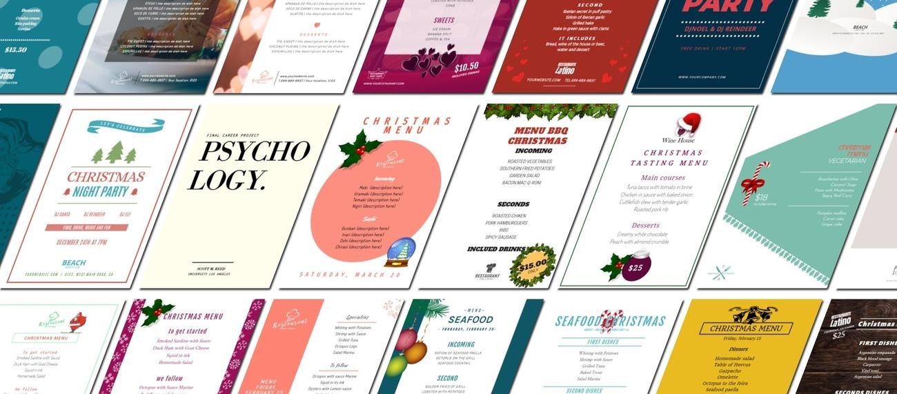 Free Online Flyers Templates