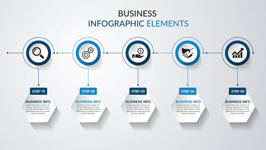 Infographic Design Template Free Download