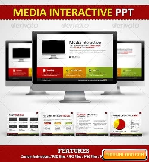 Interactive Ppt Templates Free Download