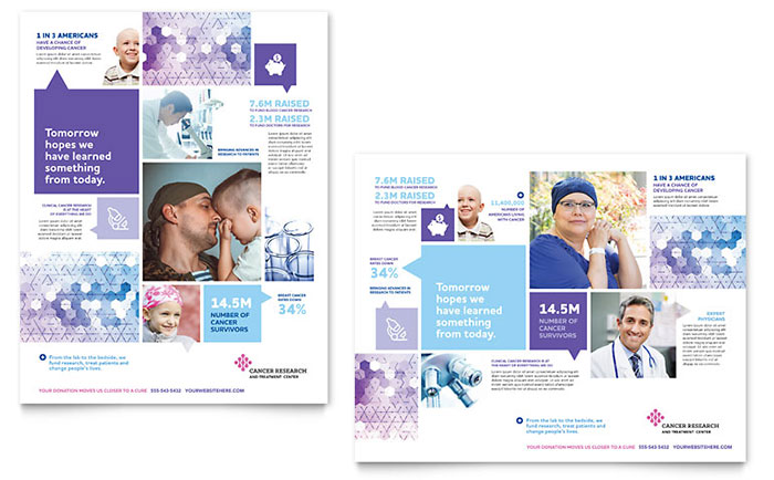 Medical Research Poster Templates