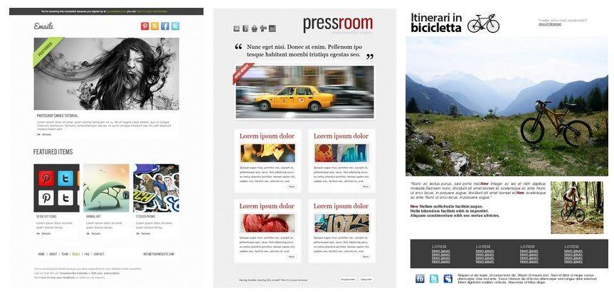 Non Profit Newsletter Templates Free