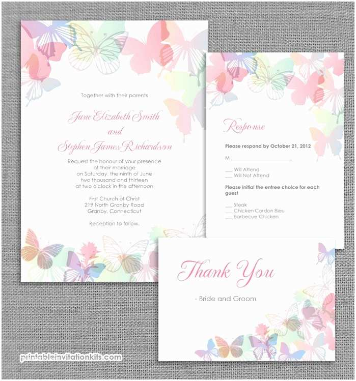 Downloadable Wedding Invitations Free Printable Wedding Invitation Templates