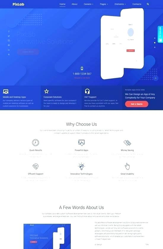 Roofing Website Templates Free