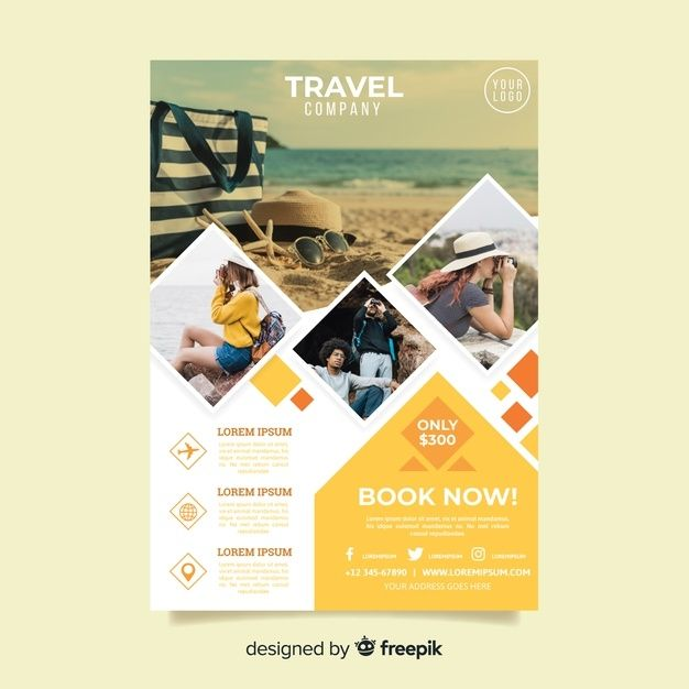Travel Flyer Templates Free Download