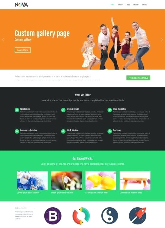 Website Template For Dreamweaver Free