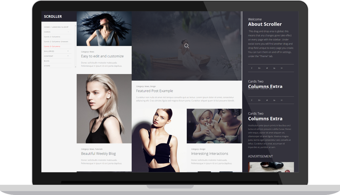 Weebly Web Templates