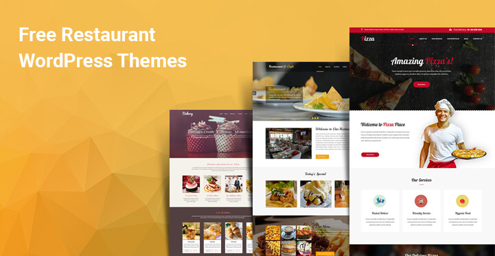 Wordpress Restaurant Templates