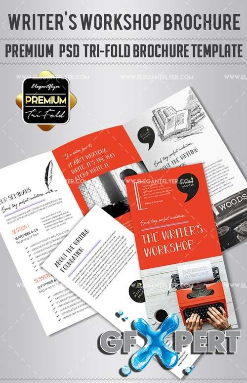 Workshop Brochure Template Free