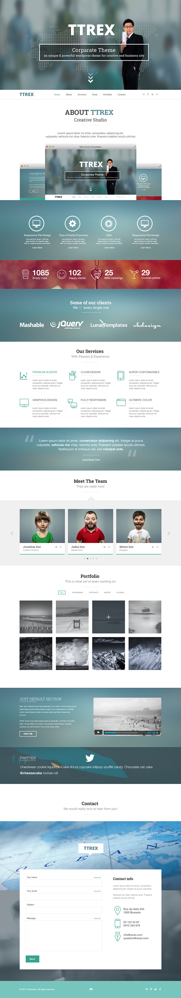Expression Web Templates Free Download