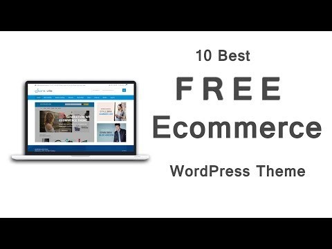 Free Ecommerce Template Wordpress