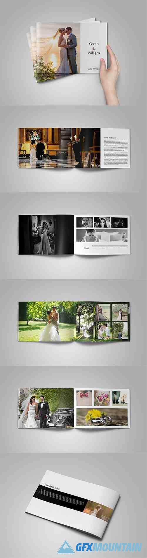 Indesign Wedding Album Templates Free Download