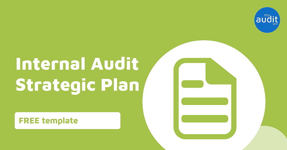 Internal Audit Strategic Plan Template