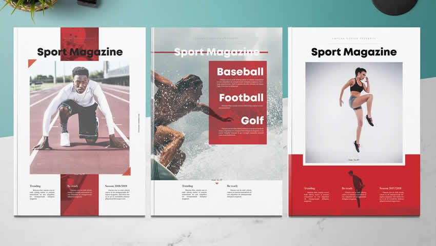 Magazine Templates For Indesign